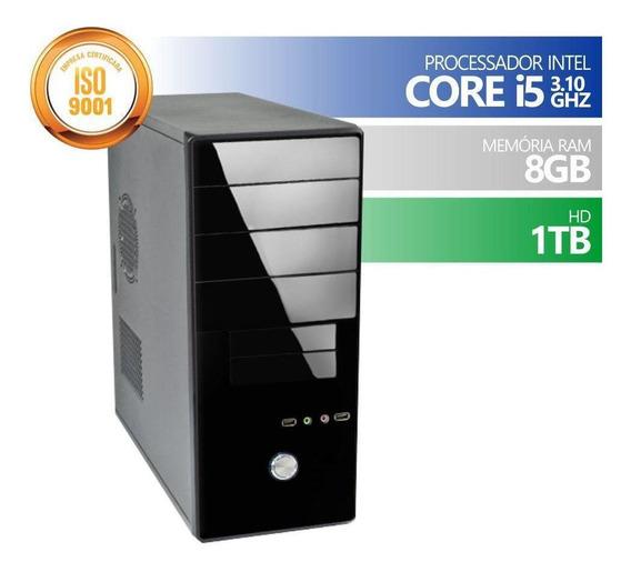 Computador Premium Business Intel Core I5 8gb Ddr3 Hd 1tb
