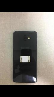 Smartphone Samsung Galaxy J6+ Preto 32gb