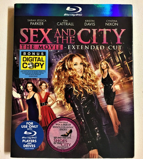 Sex And The City - Special Edition - Slipcover - Blu-ray