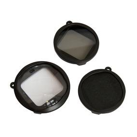 Conjunto C/lente Macro Densidade Polarizador Polar Pro P1015