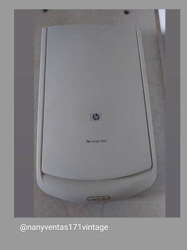 Scanner Hp 2400se Entrega Probado No Tiene El Cargador