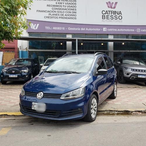 Volkswagen Suran Comfortline 2015