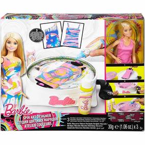 Boneca Barbie Giro E Design