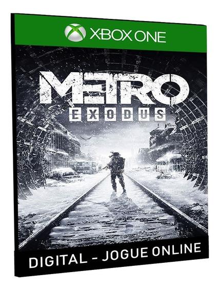 Metro Exodus Xbox One Digital - Online