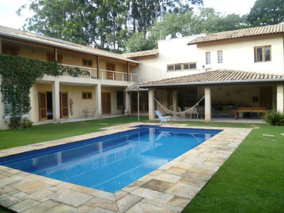 Casa Granja Viana 5 Dormitórios - Ca17188