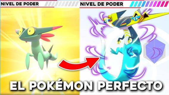 10 Pokemon Shiny Competitivo Home Espada Y Escudo