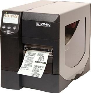 Zebra Zm400 Impresoras 4 Direct Thermal Thermal Transfer 2 ®