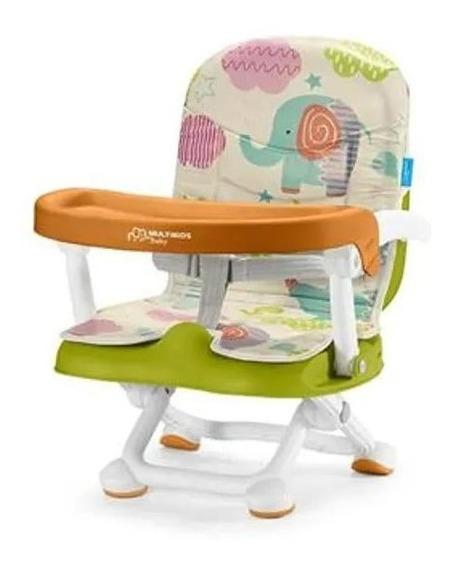 Cadeira Para Bebê Refeição Alimentação Portátil Multikids