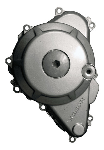 Imagem 1 de 6 de Tampa Motor Lado Estator / Esquerdo Cg160 Fan Titan Bros 160