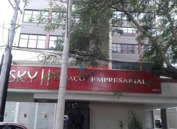 Sala Comercial Para Venda E Locação, Centro, São José Dos Campos. - Sa0177