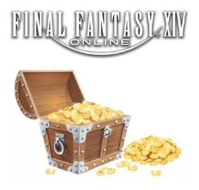 Final Fantasy Xiv - 5m Gil - Todos Servidores
