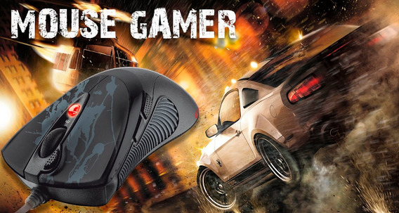 Mouse Gamer Gxt 31 - Trust */