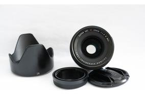 Lente 23mm F/1.4 Fuji Film Desc 2.8