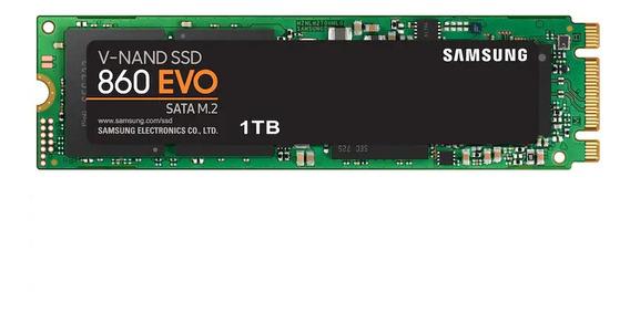 Ssd Samsung 1tb M.2 V-nand 860 Evo Pronta Entrega