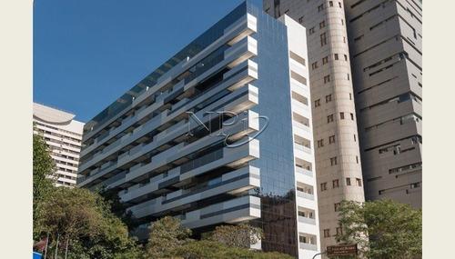 Paulista Tower - Laje Comercial No Jardins | Npi Imoveis - V-1592