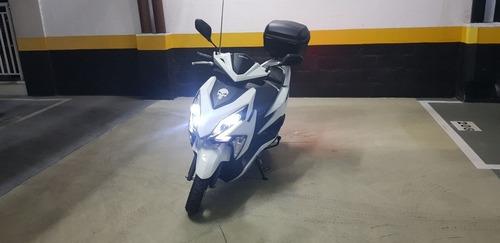 Imagem 1 de 4 de Honda Elite 125
