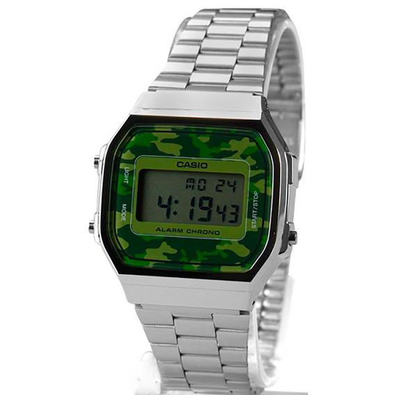 Relógio Casio Vintage Unissex A168wec-3df