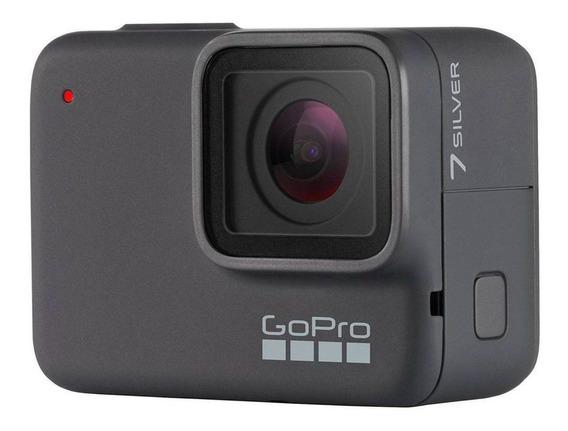 Camera Digital Gopro Hero 7 - Silver