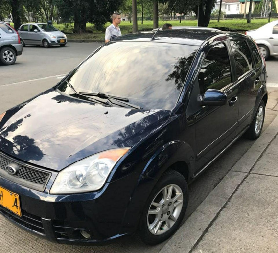 Ford Fiesta Supercharger 2008
