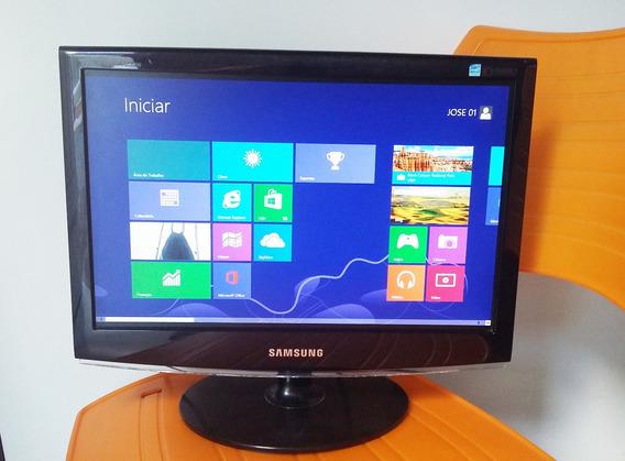 Monitor Para Computador 17 Pol Lcd Syncmaster 733