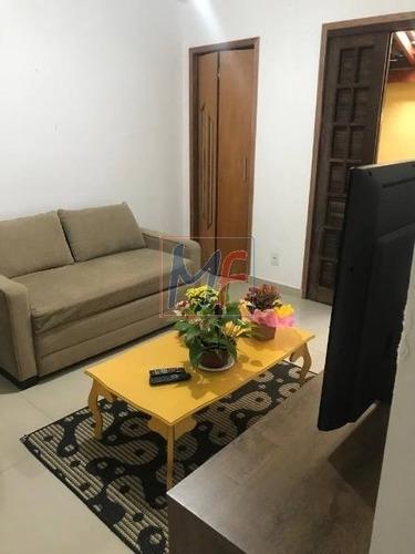 Imagem 1 de 30 de Ref  13.032 - Excelente Casa Térrea  Bairro Chácara Mafalda, Com 2 Dorms (1 Suíte), Quintal, 2 Vagas, 120 M² Construídos, 150 M² De Terreno. - 13032