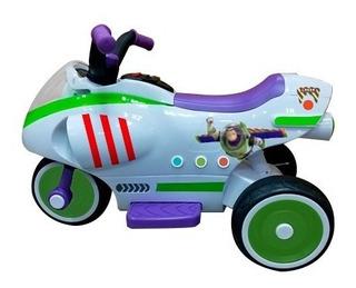 Toys Story 4 Moto A Bateria Buzz, Pat Avenue