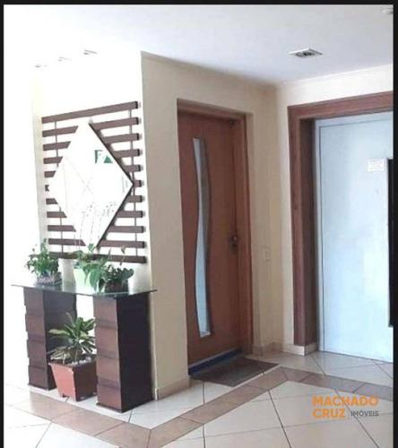 Apartamento Com 2 Dormitórios À Venda, 56 M² Por R$ 290.000,00 - Vila Mussoline - São Bernardo Do Campo/sp - Ap0044