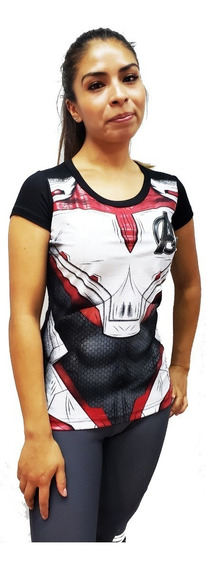 Playera Avengers End Game Mujer