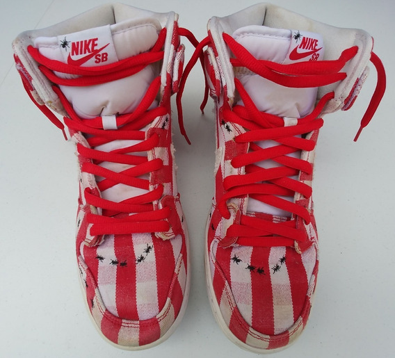 Nike De Colección Sb Dunk High picnic - Con Manchas