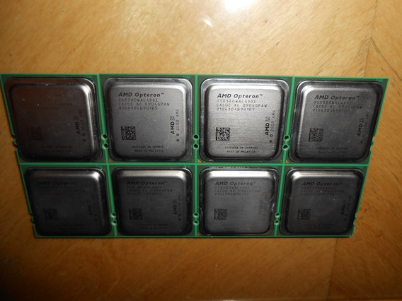 Amd Quad Core Opteron Os8380 2.5ghz Lga Socket 1207