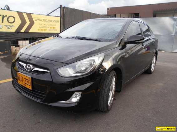 Hyundai Accent I 25 2015
