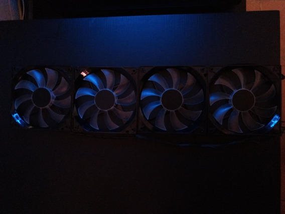 Kit Cooler Fan Sharkoon Tg5 - Led Azul
