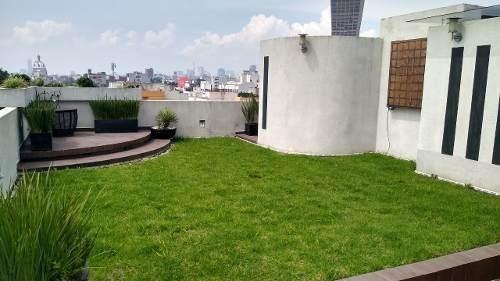 Hermoso Penthouse - Roof Garden Con Jardin