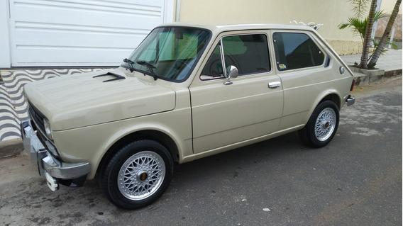 Fiat 147 1977 Impecavel Restaurado Tudo Nos Minimos Detalhes