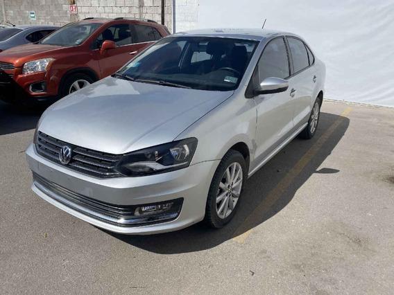 Volkswagen Vento 2018 4p Highline L4/1.6 Aut