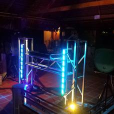 Sonido E Iluminacion Profesional O Sencillo Para Tus Fiesta