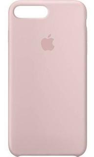 Capa Apple iPhone 8 Plus/ 7plus, Rosa Areia Mky24bz/r Apple