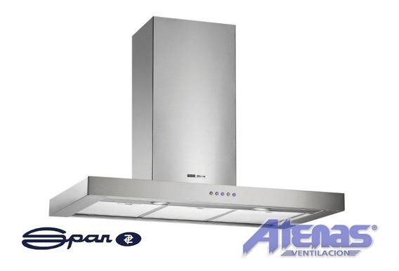 Campana De Cocina 60 Cm Spar Acero Inoxidable Stilo 6351-029