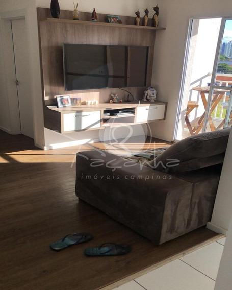 Apartamento Para Venda No Taquaral Em Campinas- Imobiliária Em Campinas - Ap03550 - 67644495