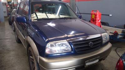 Suzuki Grand Vitara 2001 Completa Automatica