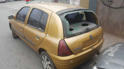 Renault Clio Rl 1.0 1999 2000 (sucata Somente Peças)