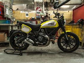 Ducati Scrambler Flat Track 800cc 2016 0km Ducati Rosario