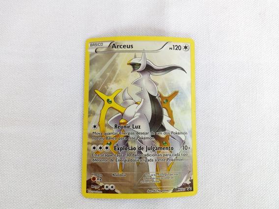Card Game Pokemon Arceus Basico
