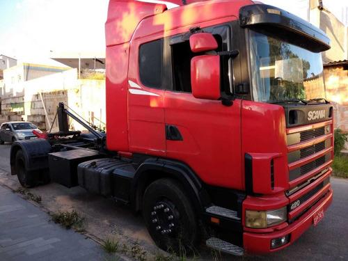 Scania  124 R420