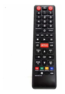 Control Para Dispositivo Blu Ray Samsung