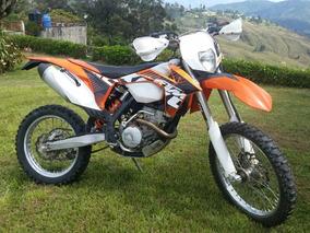 Ktm Xc 250 2012