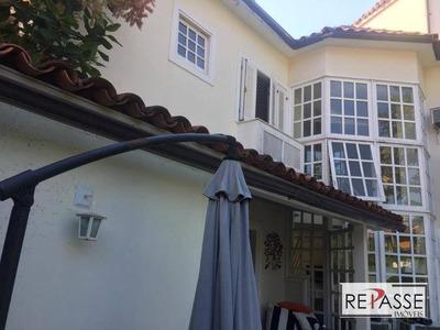 Casa Com 4 Dormitórios À Venda, 316 M² Por R$ 3.000.000 - Barra Da Tijuca - Rio De Janeiro/rj - Ca0139
