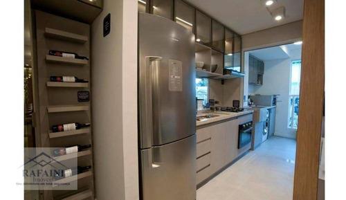 Apartamento Com 2 Dormitórios Em Construção , 47 M² Por R$ 280.000 - Vila Endres - Guarulhos/sp - Ap1149