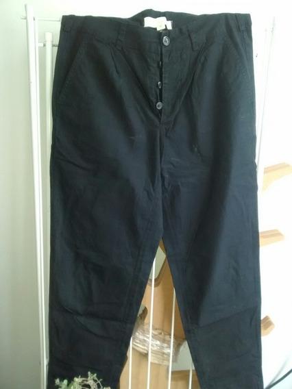Pantalon Negro Paula Cahen D