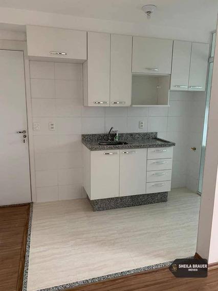 Apartamento Com 3 Dormitórios Para Alugar, 57 M² Por R$ 1.600/mês - Jardim Las Vegas - Guarulhos/sp - Ap0014